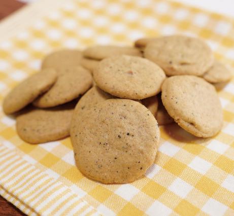 ミルクティクッキー