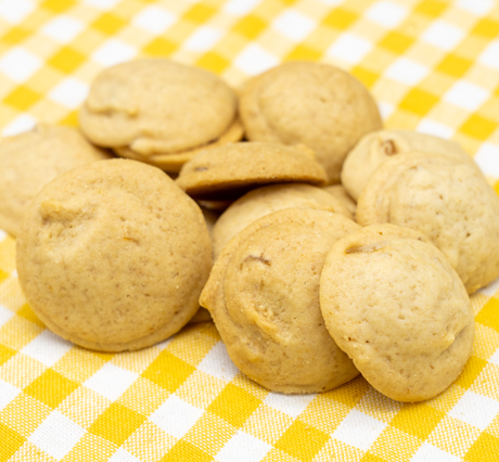 ゆずジンジャークッキー